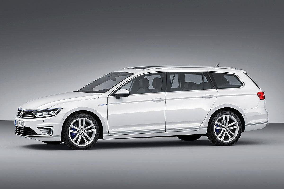 Volkswagen Brengt Passat Ook Als Plug In Hybride Volkswagen