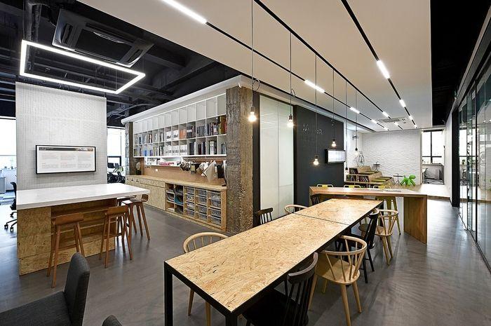 JAXDA Offices - Shanghai - Office Snapshots office design