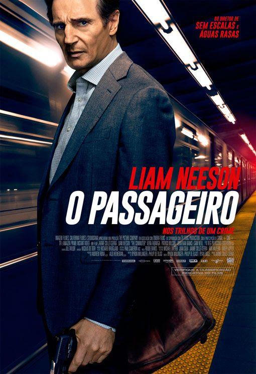 O Bom O Passageiro E O Novo Do Mesmo No Estilo Liam Neeson