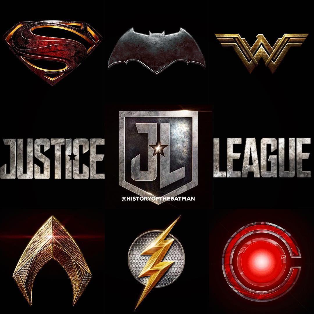 Justice league symbol