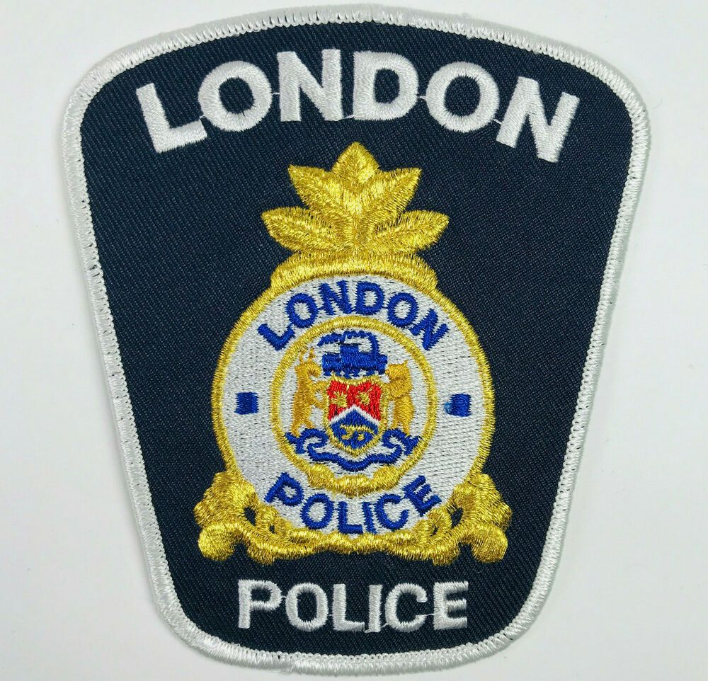 London Police Ontario Canada Patch In 2020 London Police Police Patches Patches