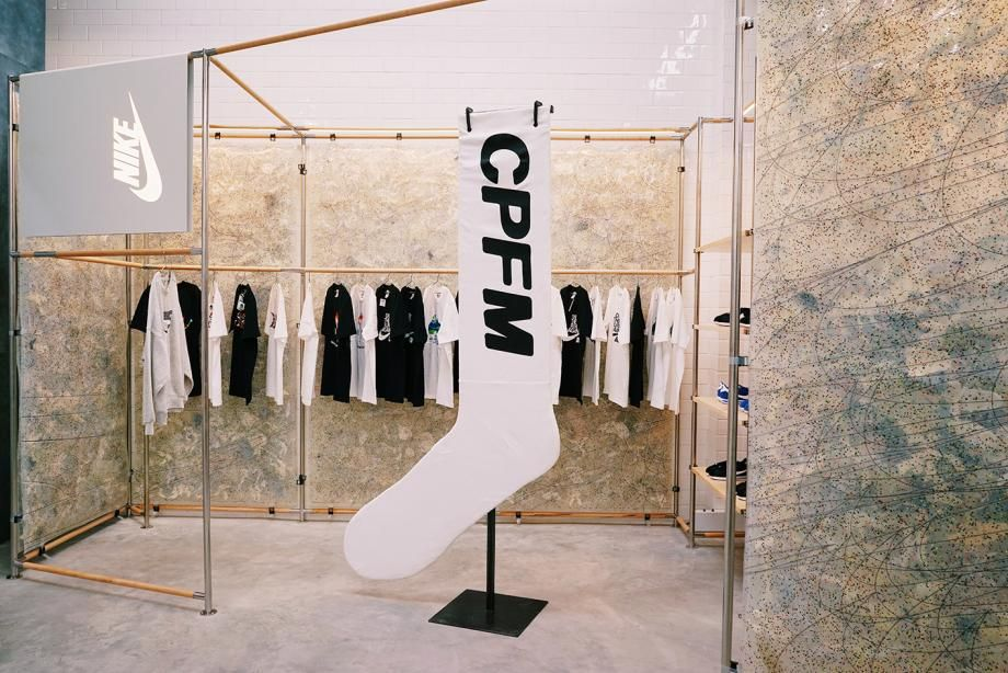 Dover Street Market brings 'beautiful chaos' to Los Angeles