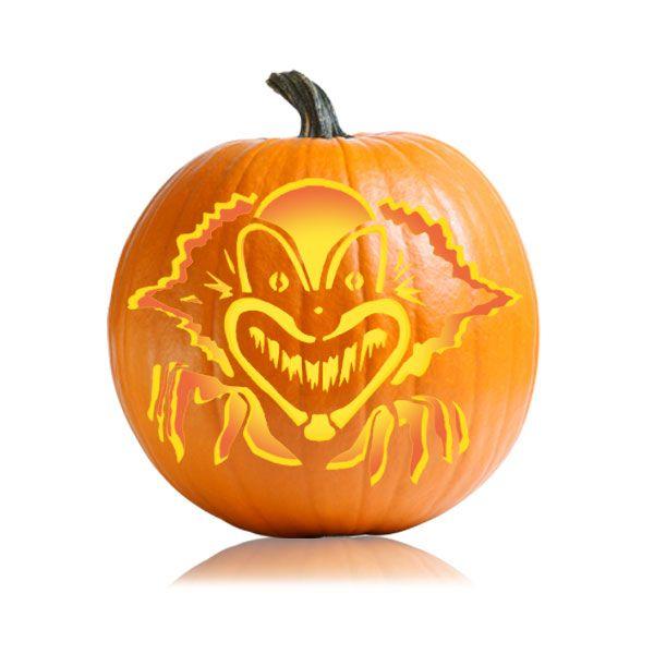 27+ Easy clown pumpkin carving trends