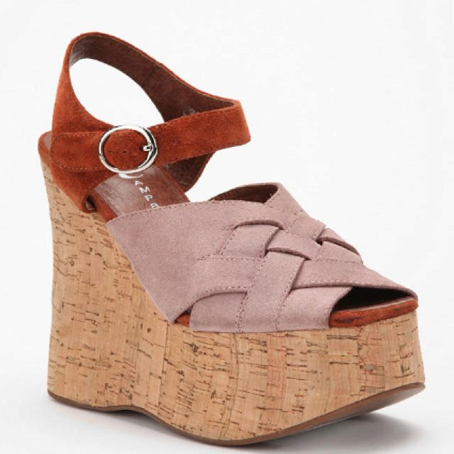 Jeffrey Campbell Darcy wedge
