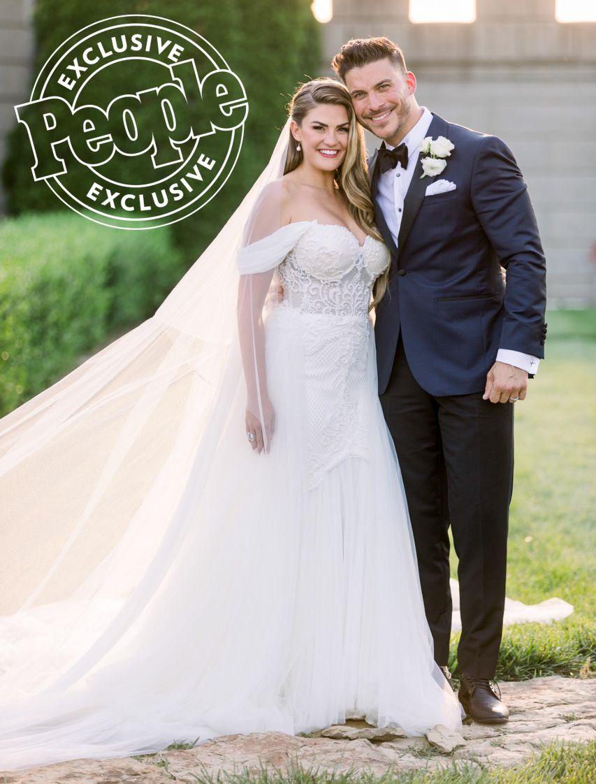 Vanderpump Rules Jax Taylor Marries Brittany Cartwright Inside Their Fairy Tale Wedding Celebrity Wedding Photos Fairy Tale Wedding Dress Wedding Dresses