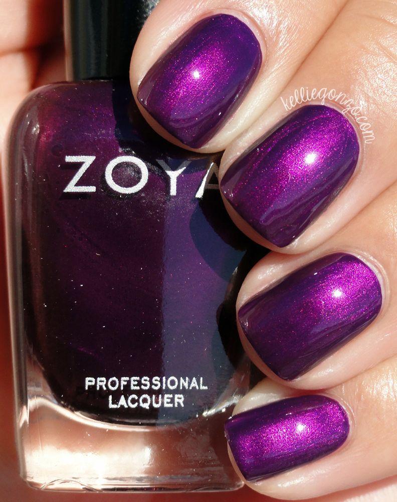 Zoya Haven | NAILS | Pinterest | Manicura de uñas, Esmalte y Lilas