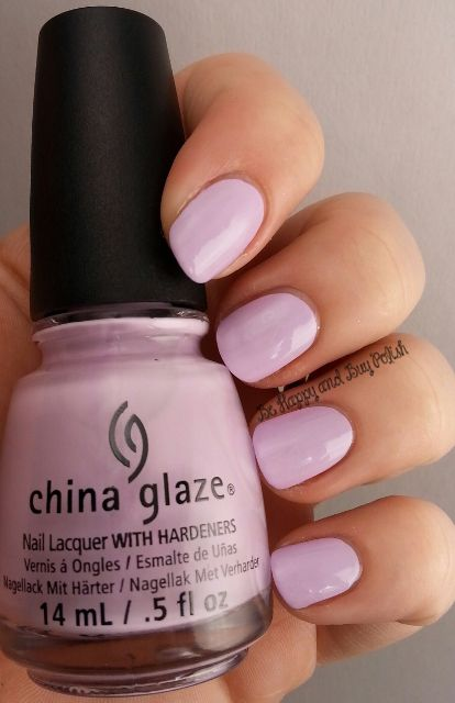 China Glaze In a Lilly Bit | Be Happy And Buy Polish