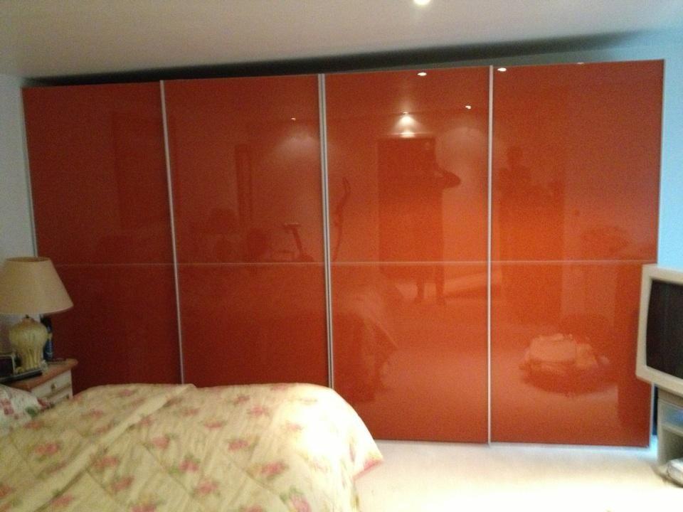 Schlafzimmer Schrank Glass Türen 3,70 m Furniture Pinterest - schränke für schlafzimmer