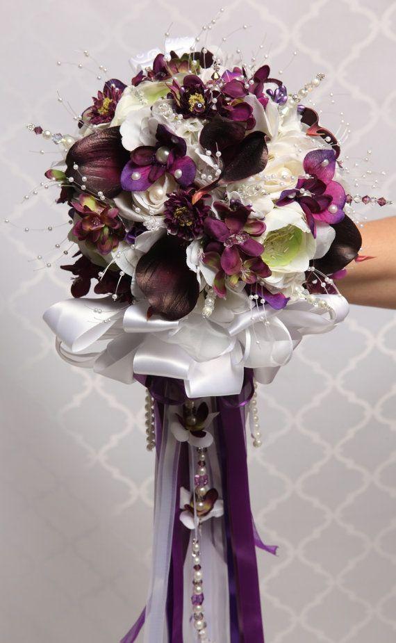 Bouquet Mariée vintage ,aussi disponible:bouquetdemoiselles dhonneur,boutonnières,garçonsdhonneur,braceletdefleurs,bouquetière,accessoire