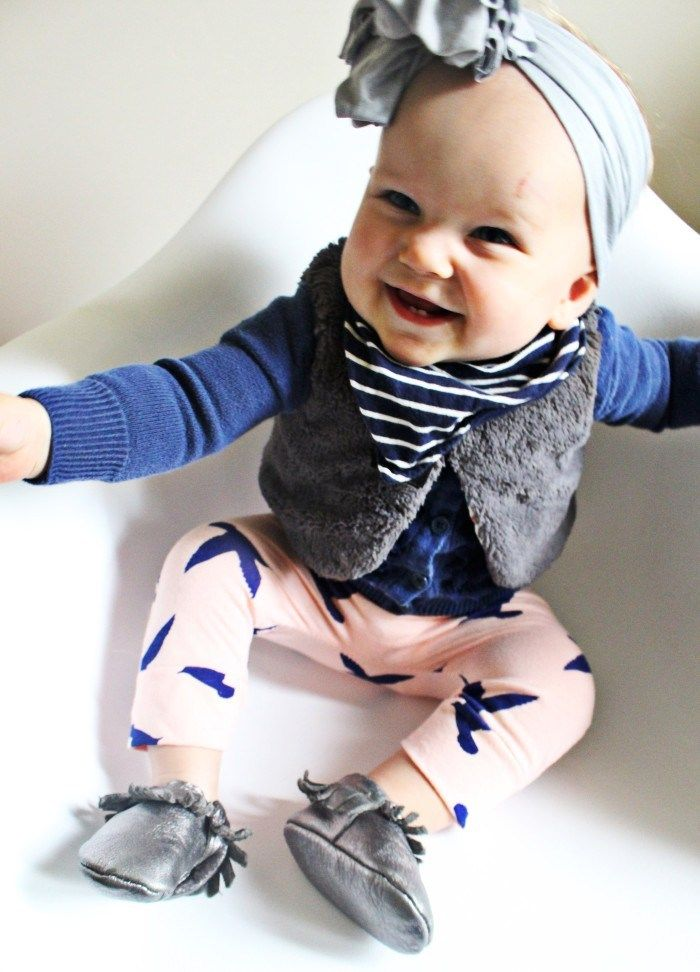 14 DIY Clothes Pants baby leggings ideas
