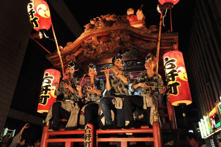 Tokyobling's Blog Yoshiwara Gion FestivalBeauties