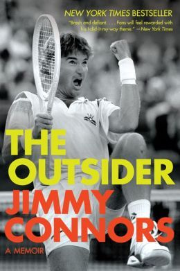The Outsider: A Memoir.   Click on the book cover to request this title at the Bill or Gales Ferry Libraries. 2/14