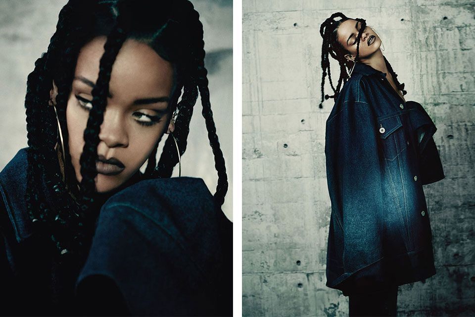 rihanna for id magazine music issue rihanna