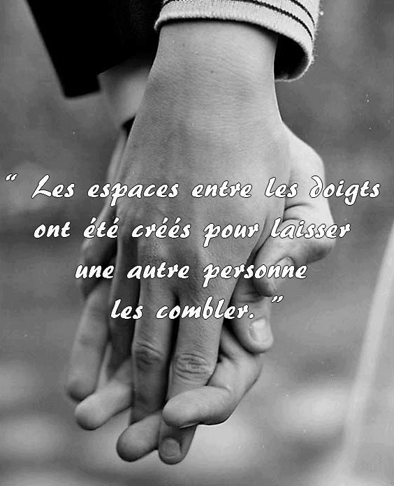 Image Amour Main Dans La Main Citations Tendresse