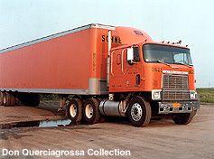 David Faust S Schneider National Collection Trucks Vintage