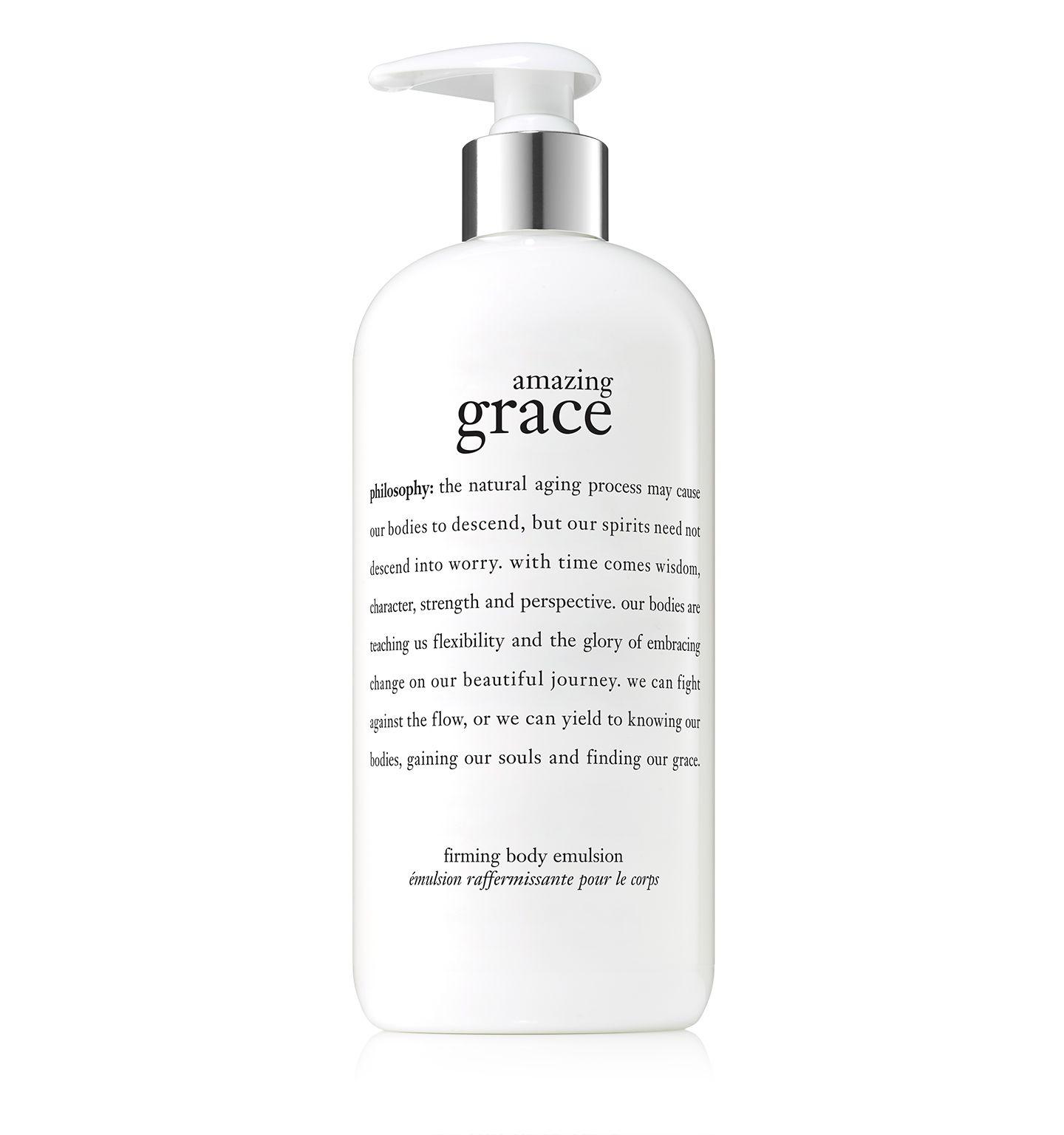 Amazing Grace Philosophy Amazing Grace Amazing Grace Moisturizer For Dry Skin