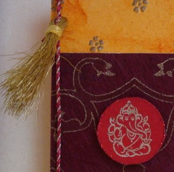 Card Making Ideas Diwali Part - 50: Diwali-Homemade-Greeting-Cards-Ideas_10.jpg (570×564)