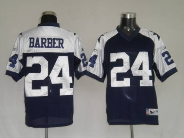 low priced 040b0 abd12 Cowboys #24 Marion Barber Blue Thanksgiving Stitched ...