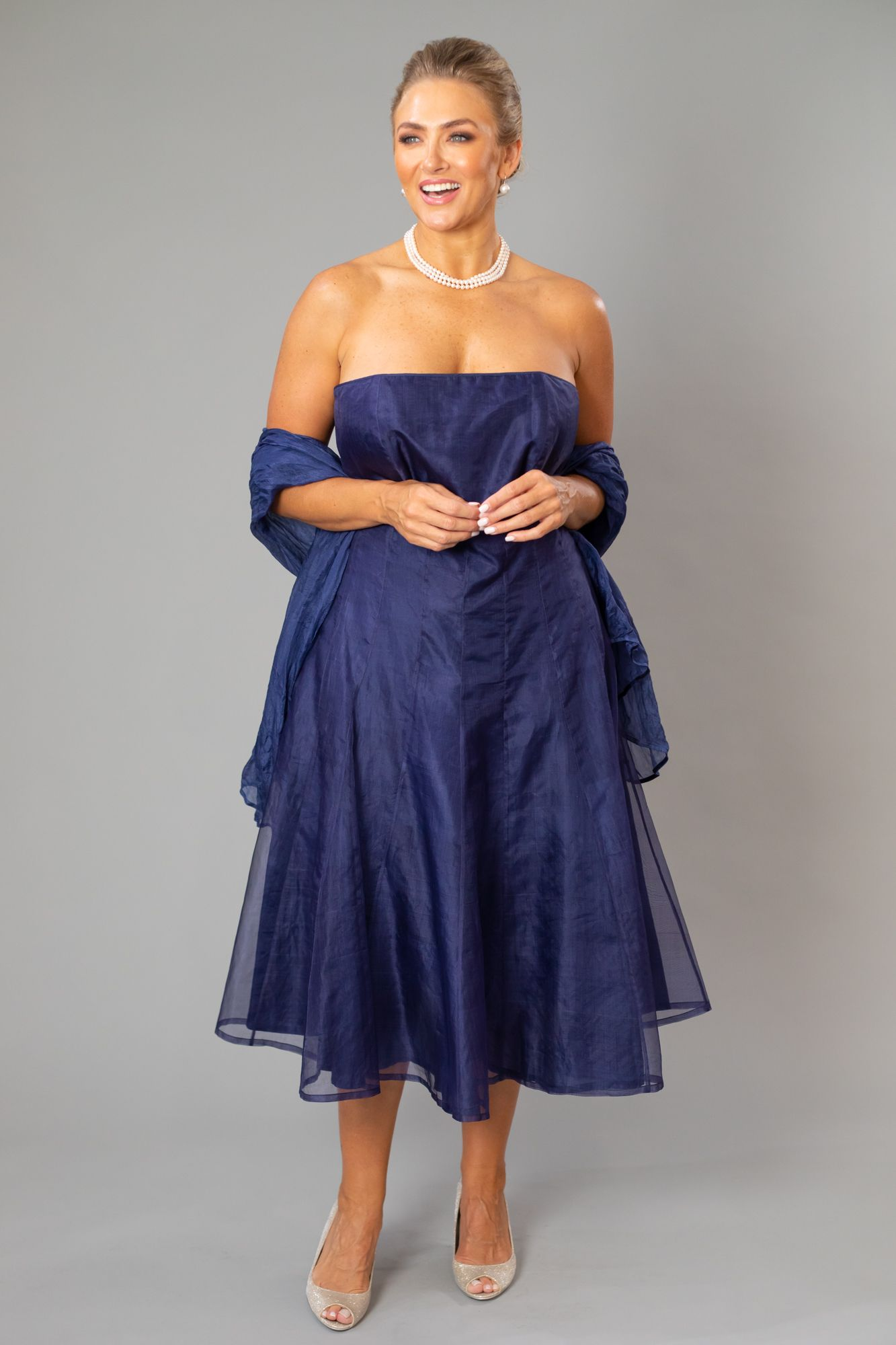 Navy Blue Mother of the Bride / Groom Dresses from Living ...