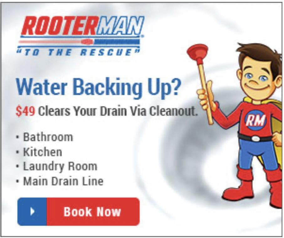 Rooter Man Drain Cleaning Plumbing In Los Angeles Orange County Ca In 2020 Plumbers Near Me Sewer Drain Cleaning Smart Solutions