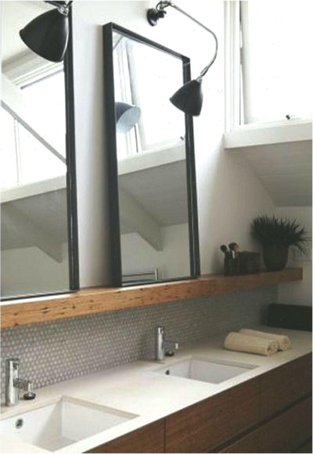 30 Cool And Modern Bathroom Mirror Ideas Spiegel In 2020 Mit