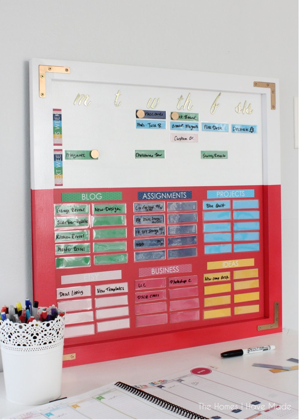 Magnetic Task Board Part Ii How To Make Dry