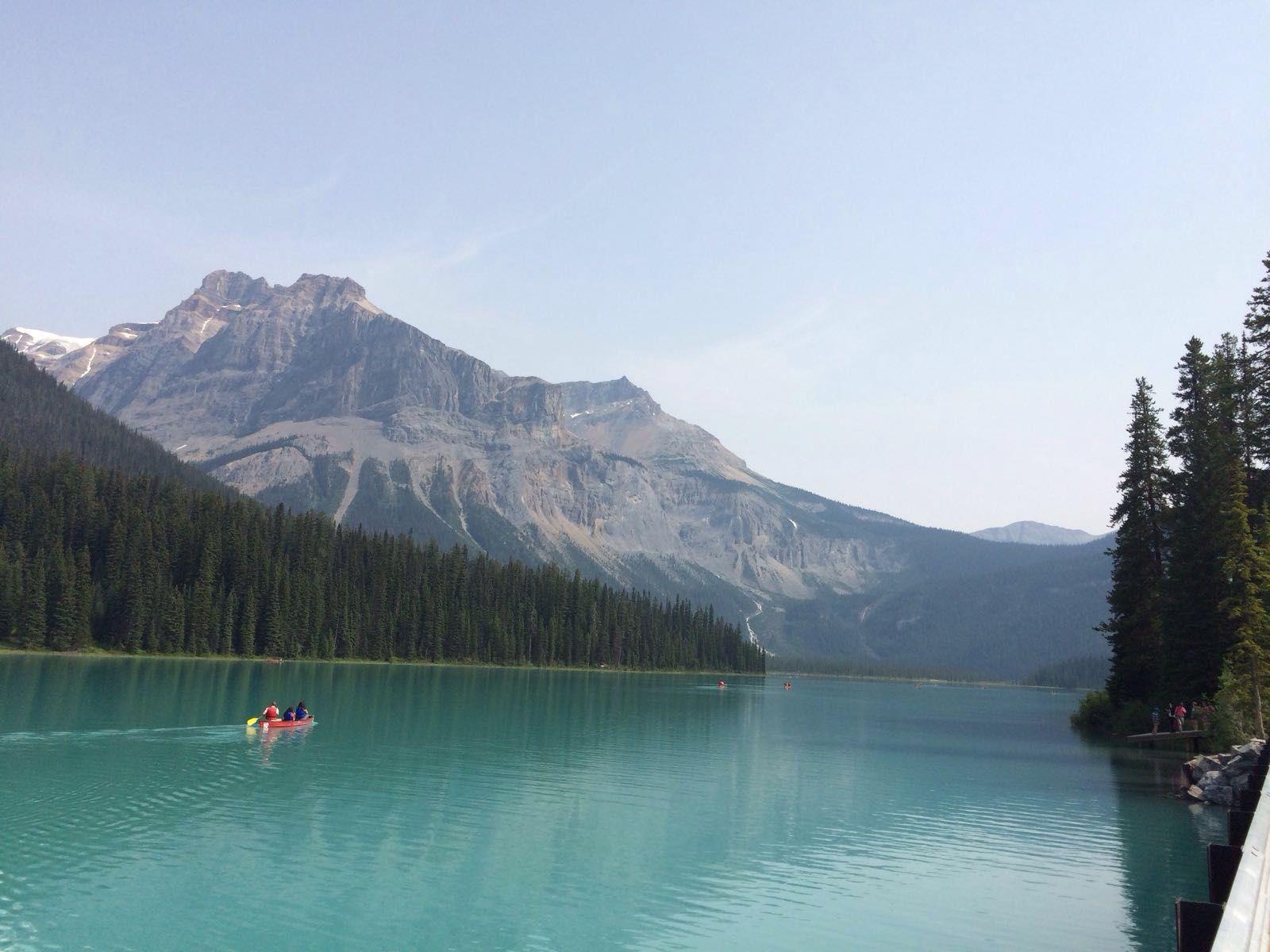 road trip ouest canadien budget
