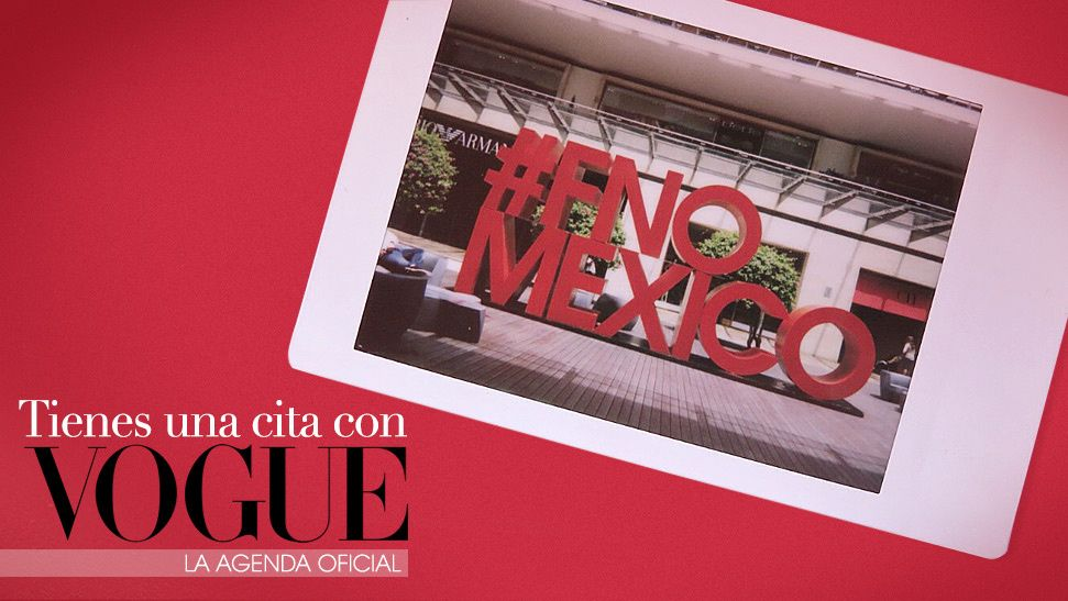 La agenda infalible para sobrevivir #FNOMexico. http://www.vogue.mx/articulos/fashions-night-out-2014/3831