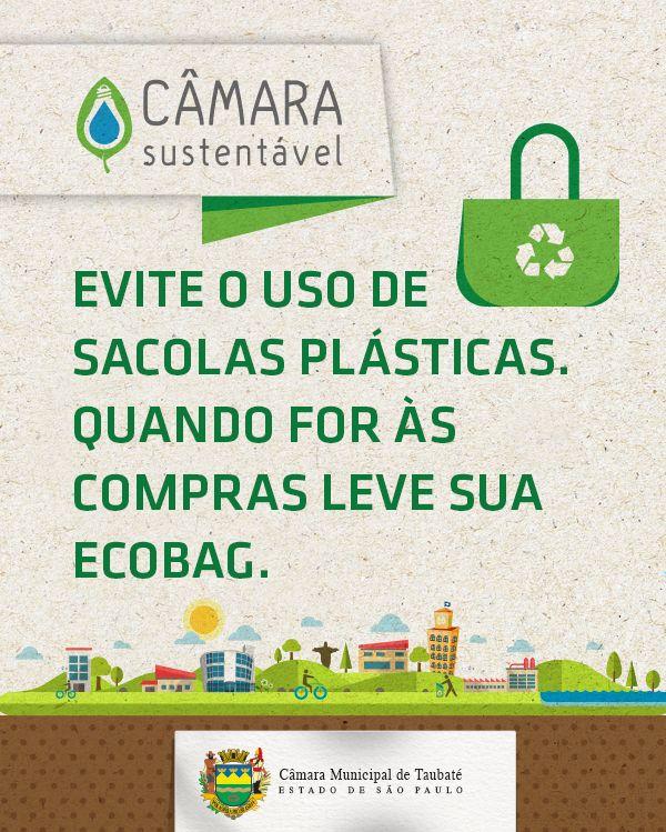 Câmara Sustentável - 2015 | Câmara Municipal de Taubaté