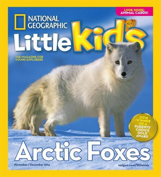National Geographic Little Kids - One Year Subscription
