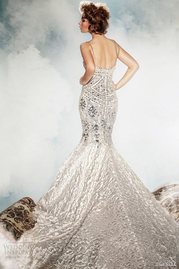 Bridal Trends 2014 All In The Details Heavily Embellished Wedding Dresses