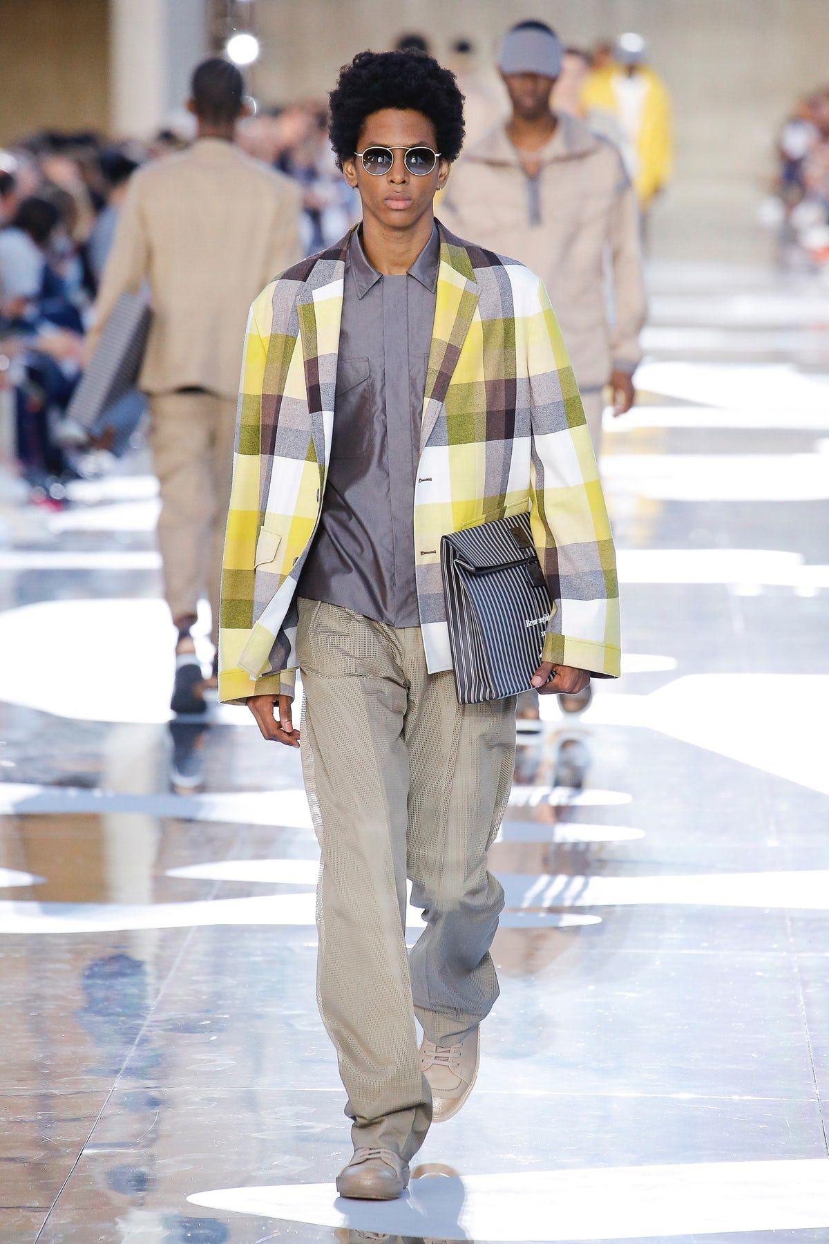 Ermenegildo Zegna   Menswear - Spring 2019   Look 21 6e5eb9b7efc1