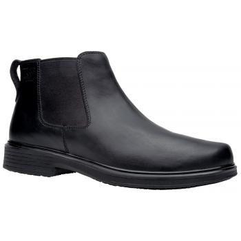 Timberland Pro Five Star Regent Leather Work Shoes - Black - Soft Toe