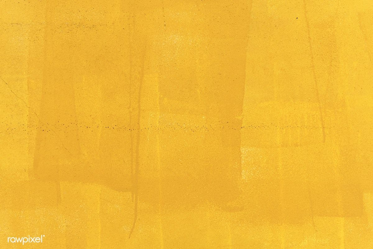 Yellow Painted Wall Background Free Image By Rawpixel Com In 2020 Yellow Painting Yellow Painted Walls Free Texture Backgrounds