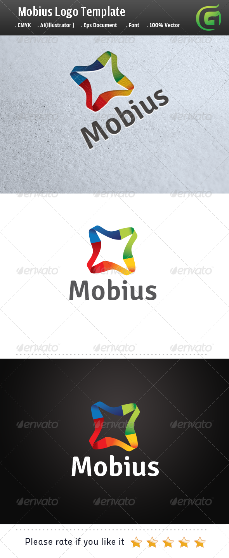 Mobius Ribbon Logo for sale 29$