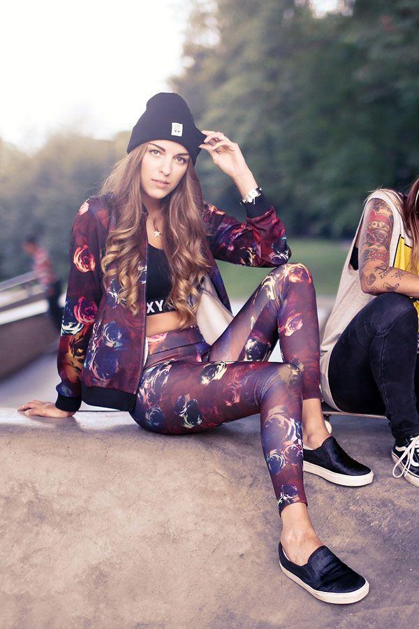 Rosa Gabriel Kalmerlind wearing JUNKYARD XX-XY from top to bottom / Photo: Yulia Lindberg / #junkyardxxxy #blancstudio