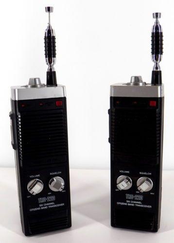 Details about Vintage Realistic TRC 220 CB Radios
