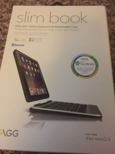 zagg slimbook iPad Mini 1 2 3 https://t.co/SEeMnlI19q https://t.co/MDwNiBbzi5