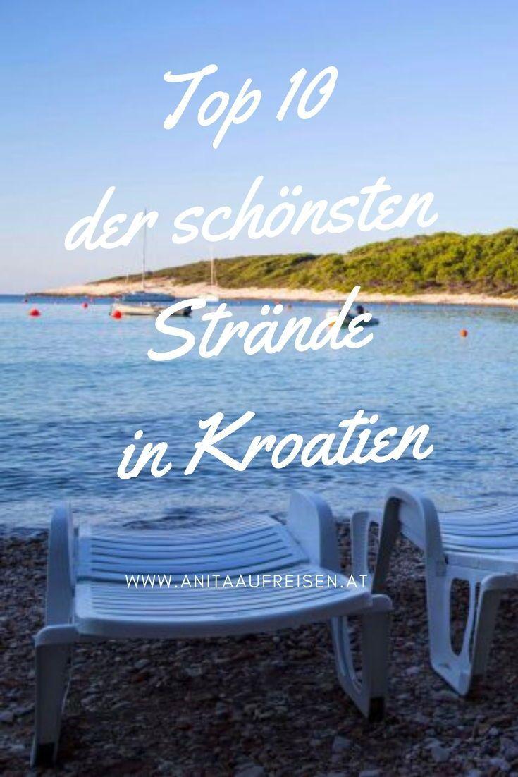 Die Schonsten Strande In Kroatien Kroatien Istrien Strande Und