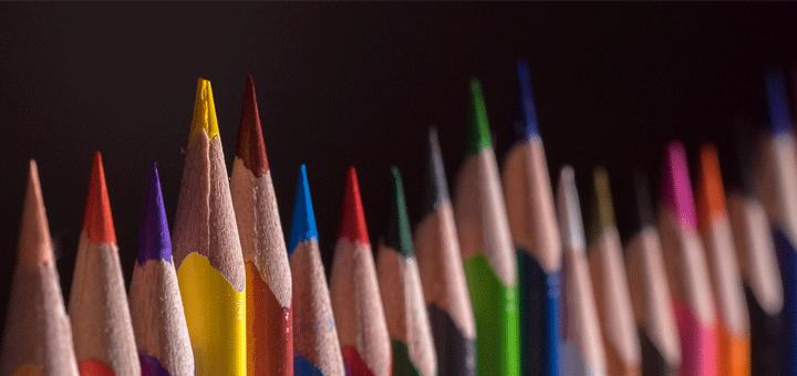 ماذا يجري في عملية صنع قلم الرصاص Art Supplies Pencil