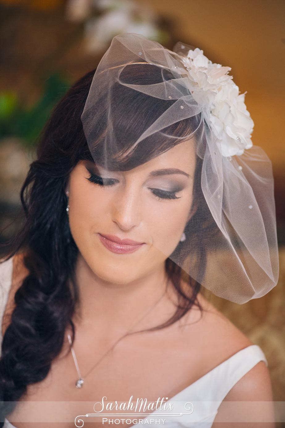 Wedding hair, Ashley's Bridal session { New Orleans