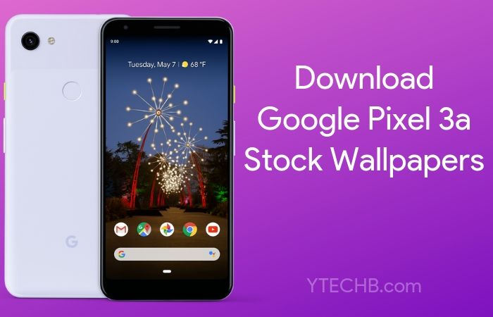 Download Google Pixel 3a Stock Wallpapers [FHD+ Resolution ...