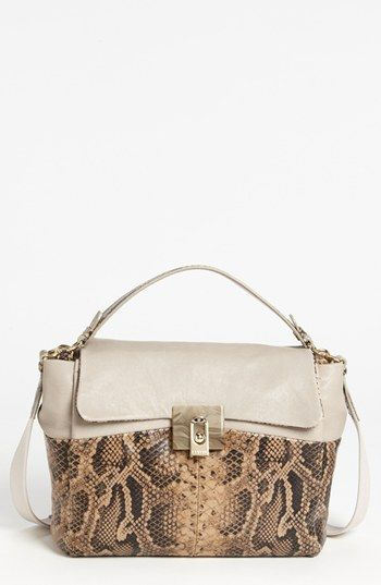 Lanvin 'For Me' Leather Crossbody Bag available at #Nordstrom
