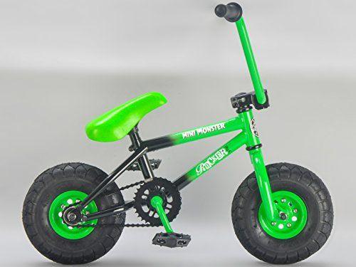 Rocker Bmx Mini Bmx Bike Irok Mini Monster Green Rkr Click