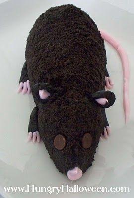PETIT RAT BISCUIT A FAIRE