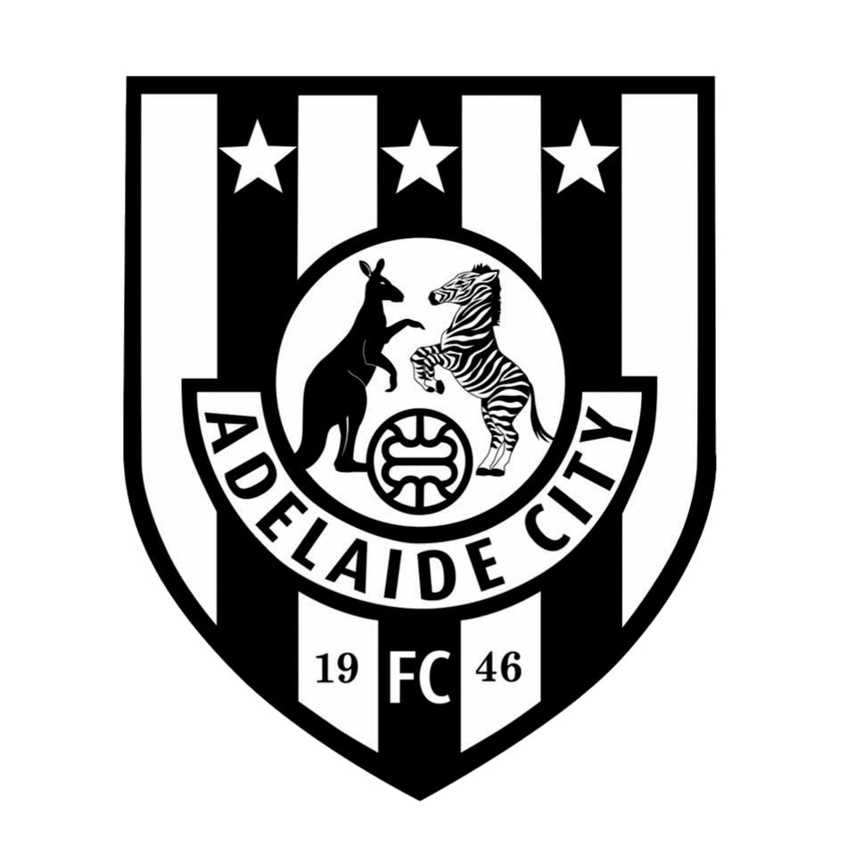 Adelaide City Football Club Adelaide Australia Videos Escudo