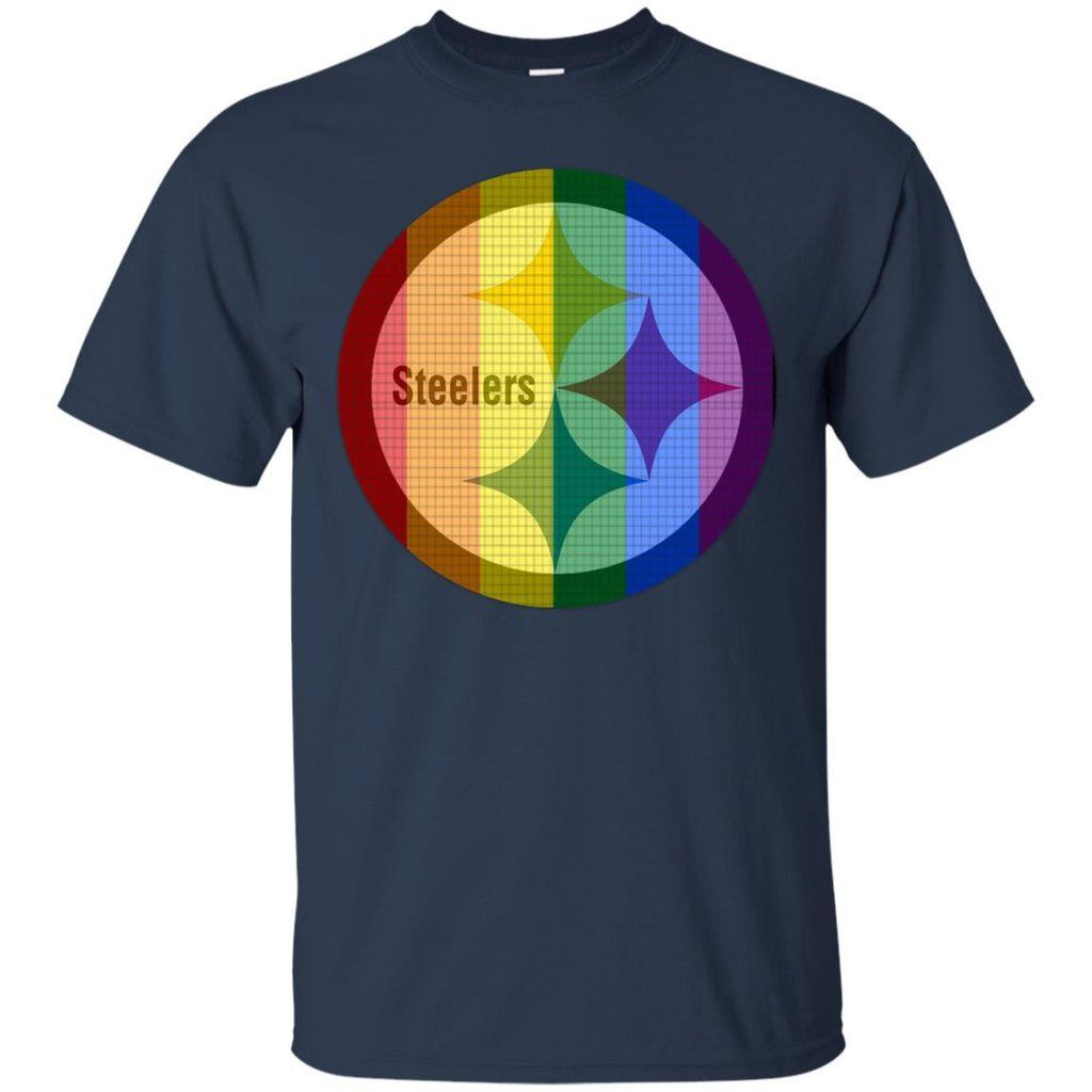 finest selection 89694 27814 LGBT National Equality March NFL T shirts Pittsburgh ...