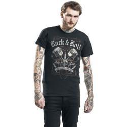 T-Shirts für Herren #rockandrolloutfits