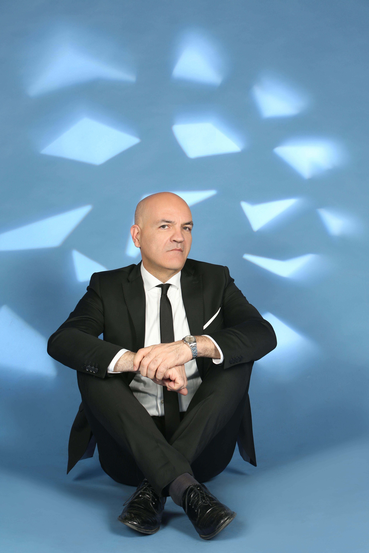 Marco Eugenio Di Giandomenico by Alessandro Canestrelli (Rome, Apr. 2017).