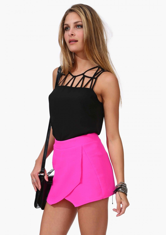 Mi nuevo short / falda | conjunto | Pinterest | Ropa casual, Estilo ...